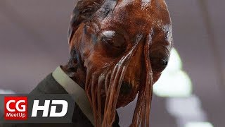 "CGI Sci-Fi Short Film: ""Corporate Monster"" by Ruairi Robinson 
