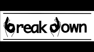 breakdown white Xmas party