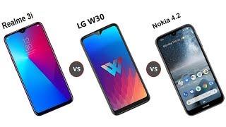 Realme 3i Vs LG W30 Vs Nokia 4.2 Speed Comparison In Hindi