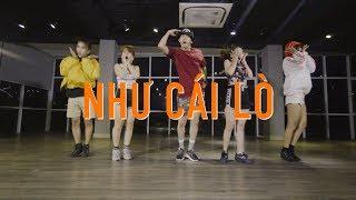 Quang Đăng Choreography x LIFEDANCE Team   NHƯ CÁI LÒ - Sambi ft. Mr.A