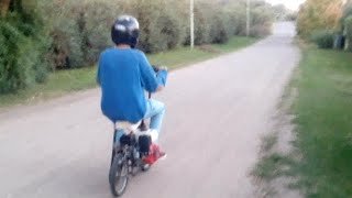 "Minimoto Casera 6.5 Hp - Homemade Mini Bike || ""Part 2"""