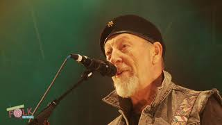Richard Thompson Electric Trio at Shrewsbury Folk Festival 2018