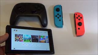 Nintendo Switch: 14 Useful Settings for Beginners. PART 1