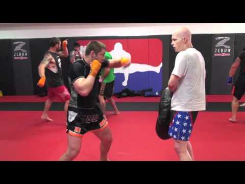 Bas Rutten's Elite MMA Fight Team Training 4 Image 1