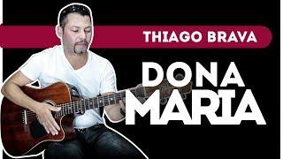 download musica DONA MARIA NO VIOLÃO - Aprenda a Tocar Só 4 Notas Nivel Iniciante