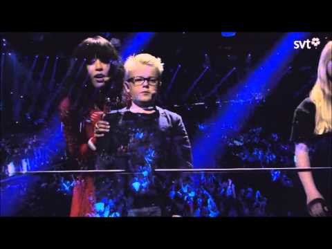Eurovision 2013 Intro | Loreen - Euphoria