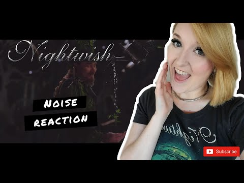 NIGHTWISH - Noise (Official Music Video) | REACTION
