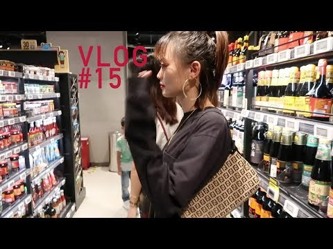 Eva | 2018 VLOG #15 | 一周瘦身餐 | 和关注我的小可爱们见面!| 刘宝的生日惊喜 | 吃大闸蟹 | streaming vf
