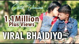 Viral Bhaidiyo  | Child Version  | Cover Dance Video | The Nepstar Crew