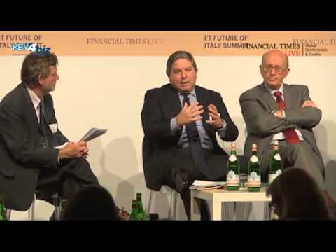 Panel Discussion is Italy Going In The Right Direction? At #ftitaly 2013 video