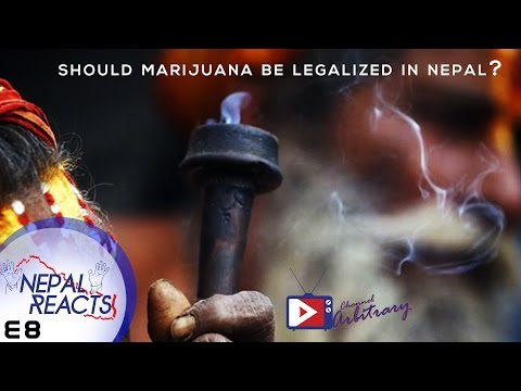 Should Marijuana/Weed be legalized in Nepal? Nepal Reacts! (along with some foreign nationals)
