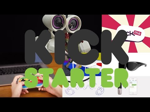 Kickstarter | Кикстартер лучшее [3]