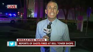 Shooting at Bell Tower Shops in Fort Myers