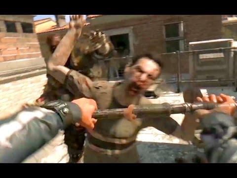 Dying Light — Безумное оружие! 60 FPS (HD)