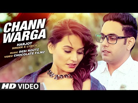 HARJOT : CHANN WARGA Video Song | DESI ROUTZ | Latest Punjabi Song 2016