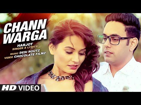 HARJOT : CHANN WARGA Video Song   DESI ROUTZ   Latest Punjabi Song 2016