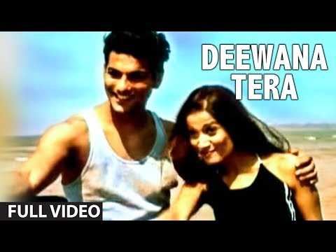 Deewana Tera - Sonu Nigam (full Video Song) deewana video