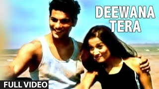 "Deewana Tera - Sonu Nigam (Full Video Song) ""Deewana"""