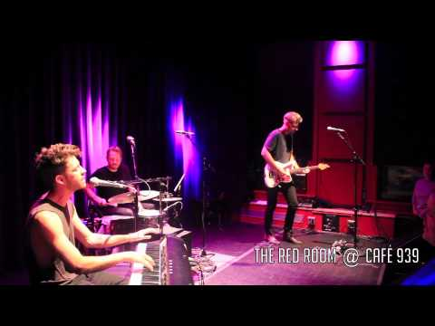 Brendan James performs at The Red Room @ Cafe 939