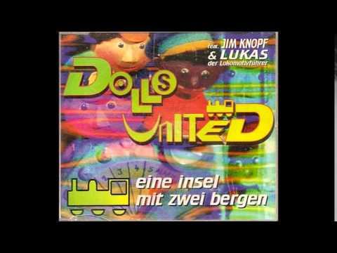 Dolls United -  Eine Insel mit zwei Bergen (Radio Edit)