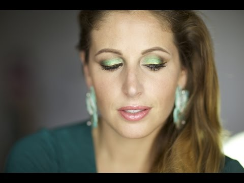 Makeup Tutorial Trucco KIKO Verde Eyeliner Oro Gold ESTATE 2014