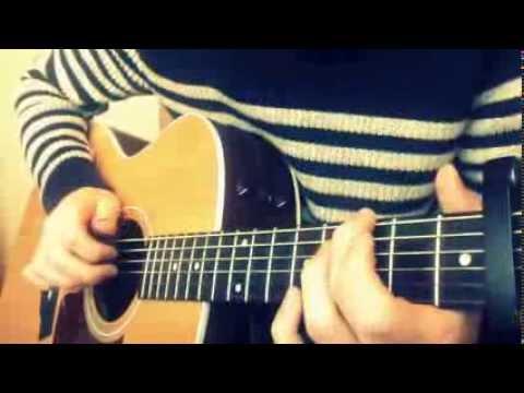 Let it Go (Frozen) - Fingerstyle Guitar Cover + Tabs