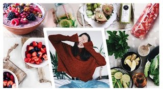 HOW TO START EATING HEALTHY IN 2017 & STICK TO IT / 5 Simple Tips / Nika Erculj