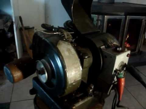 iron horse  chore old army generator 1943 project part 1