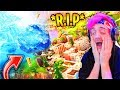 """Ninja & Streamers React To Tilted Towers Being DESTROYED! Loot Lake *LIVE EVENT* """"UNVAULT"""" Event"""