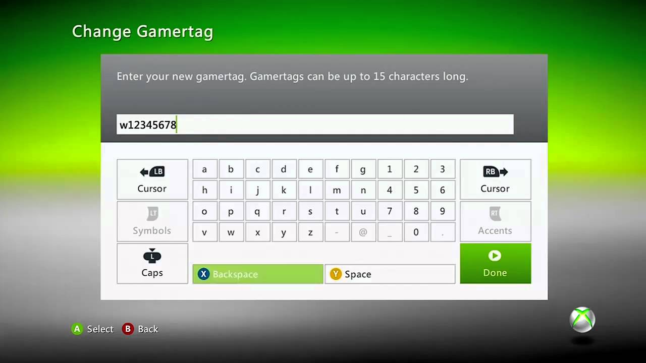 Cool Gamertags For Xbox Live Ideas