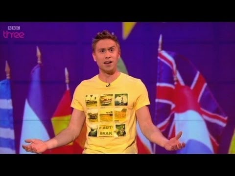 Eurovision: The Carnival of Camp - Russell Howard's Good News - Series 8 Episode 5 - BBC Three