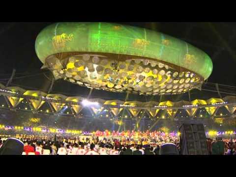 Commonwealth Games Delhi 2010 | Opening Ceremony | Full HD | 1080p | PART ( 14 / 15 )