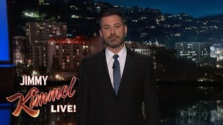Jimmy Kimmel on Santa Fe School Shooting