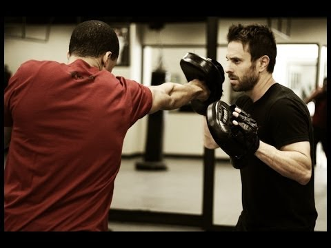 Focus Mitts Training w/ AJ Draven of KMW - Krav Maga Ep. 35 Image 1