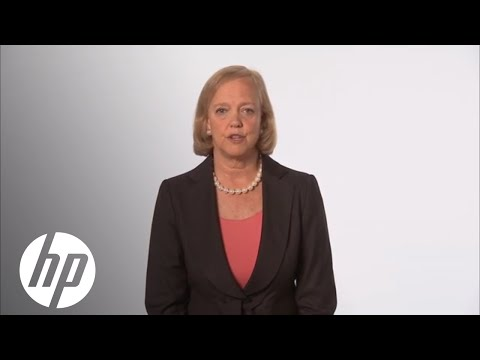 Meg Whitman, President and CEO - HP Q3 2013 Earnings