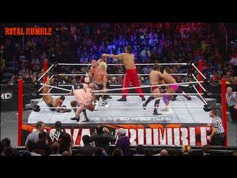 WWE ROYAL RUMBLE January 26 2014 | WWE ROYAL RUMBLE 12614 - (...