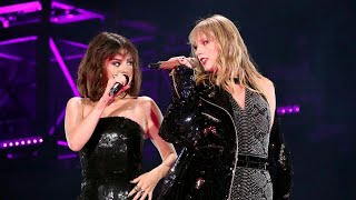 Download Lagu Taylor Swift Reunites With Best Friend Selena Gomez For Surprise Performance! Gratis STAFABAND