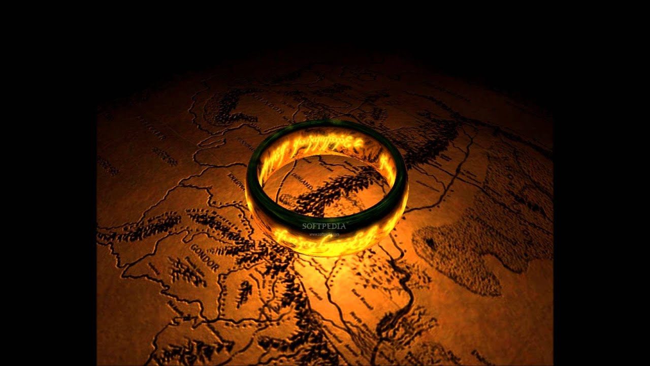 The Ring Maker Lord Of The Rings