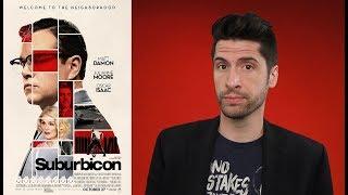 Suburbicon - Movie Review
