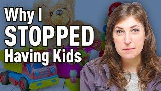 Download Lagu Why I Stopped Having Kids | Mayim Bialik Gratis STAFABAND