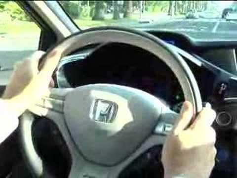 2009 Honda FCX Clarity | First Drive | Edmunds.com