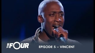 Download Lagu Vincint Cannady: Smooth Singer SLAYS His Audition | S1E5 | The Four Gratis STAFABAND