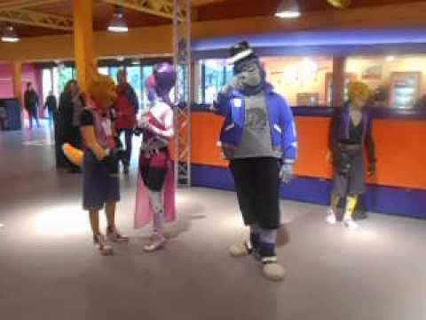 Wab Meet & Greet (walibi Holland) 27-10-2013 video