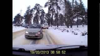 Cars on ice Compilation March New 2013 In HD (720p)