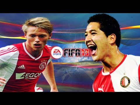 FIFA 13 ULTIMATE TEAM | SQUAD TAGE ft. U-19 Hybrid
