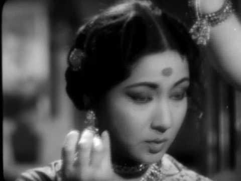 meena kumari.hindi film: sahib bibi aur ghulam..