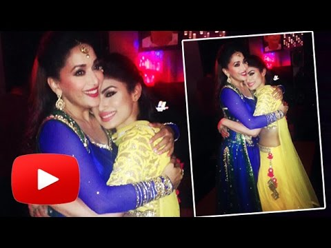 NAAGIN Mouni Roy's Best Moment With Madhuri Dixit