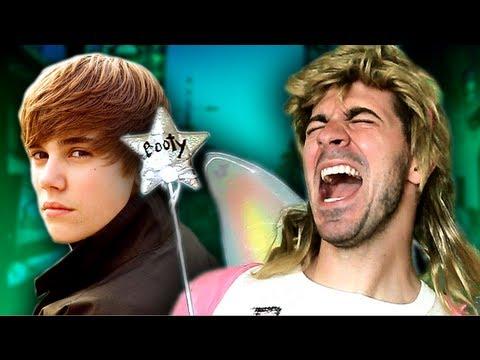 "Justin Bieber ""Baby"" (Parody) - ""BOOTY!!!!!"""