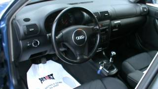 2002 Audi A3 1.8 T QUATTRO 4x4 SPORT Full Review,Start Up, Engine, and In Depth Tour
