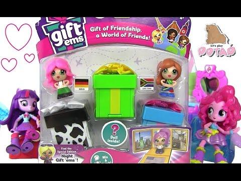 Подарки игры дружбы